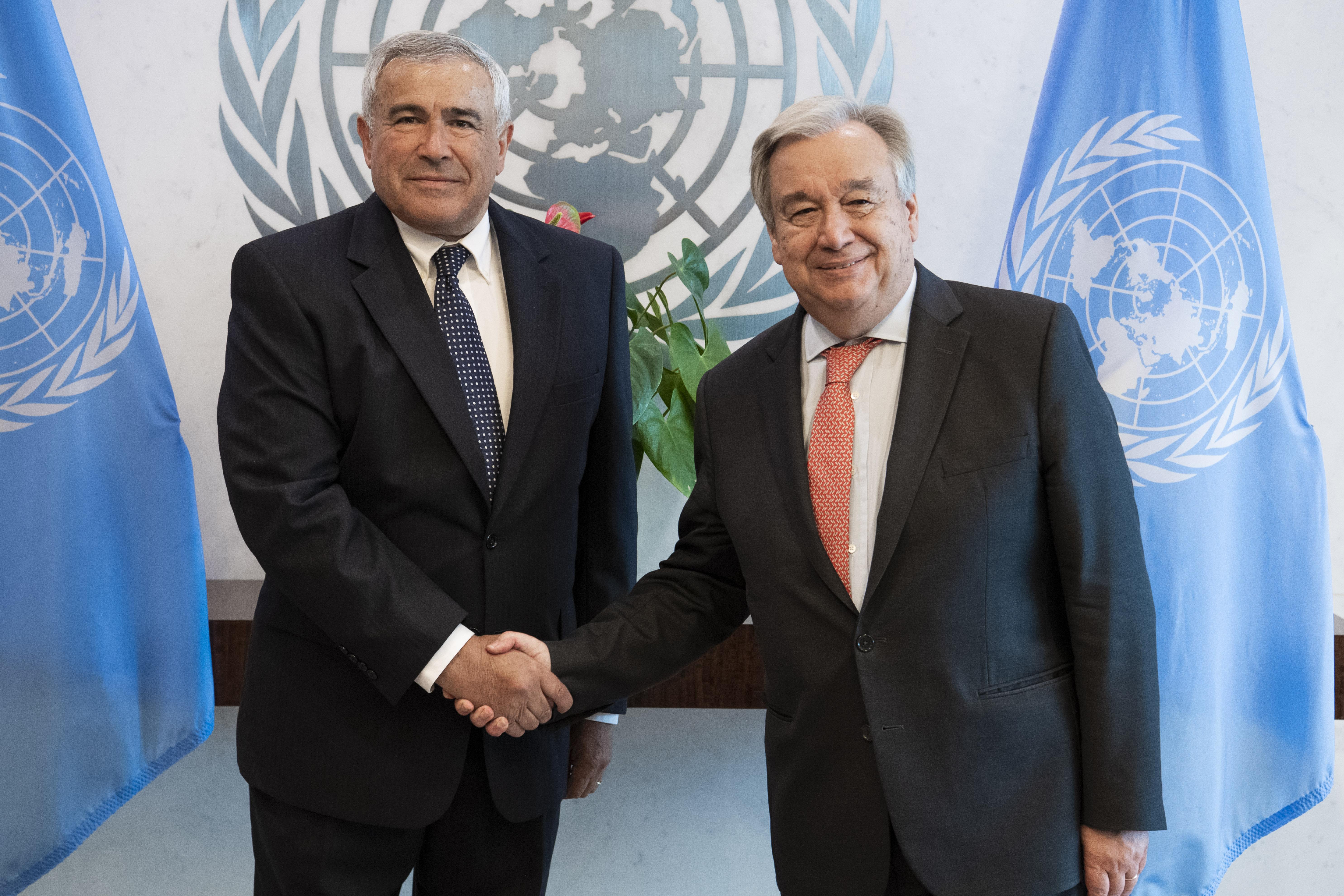 Ambassador Sven Alkalaj